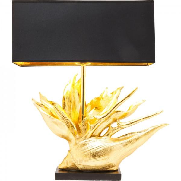 Lampe de table Tropical Flower