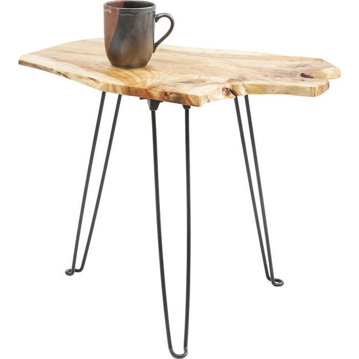 beistelltisch baumstamm 53x38 5cm beistelltische tische m bel kare schweiz. Black Bedroom Furniture Sets. Home Design Ideas