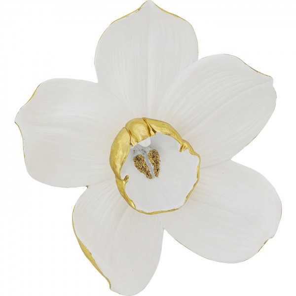 Wall decoration Orchid White 44