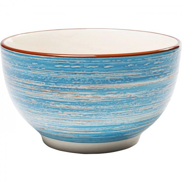 Muesli bowl Swirl Blue Ø14cm