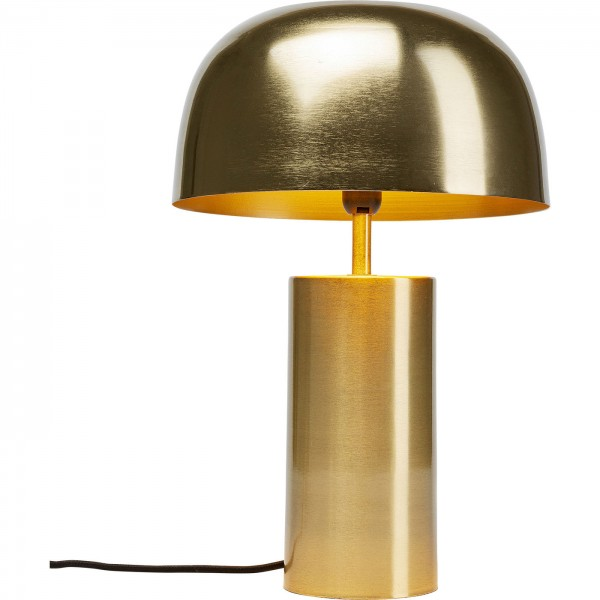 Table lamp Loungy Gold 38cm