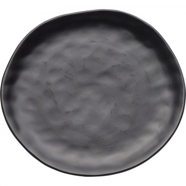 Teller Organic Black Ø26cm