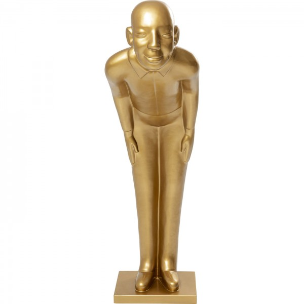 Deco Figure Welcome Guests Gold XL