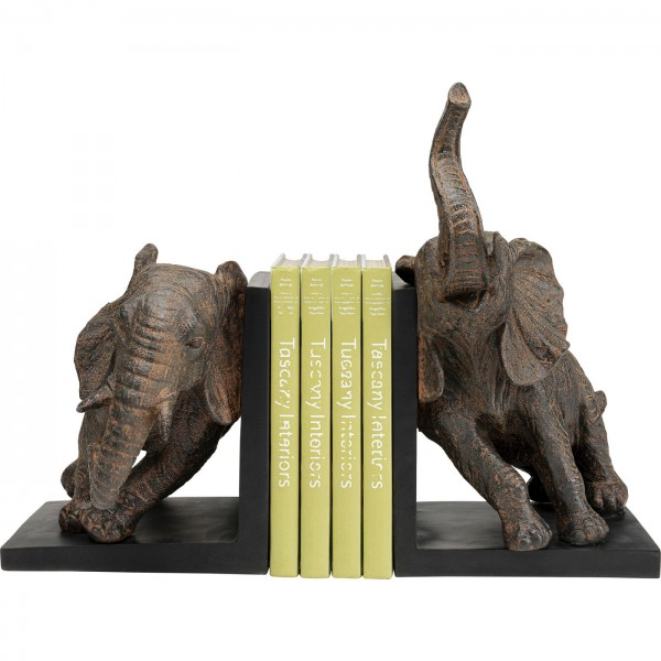 Bookend Elephants 25 (2/Set)