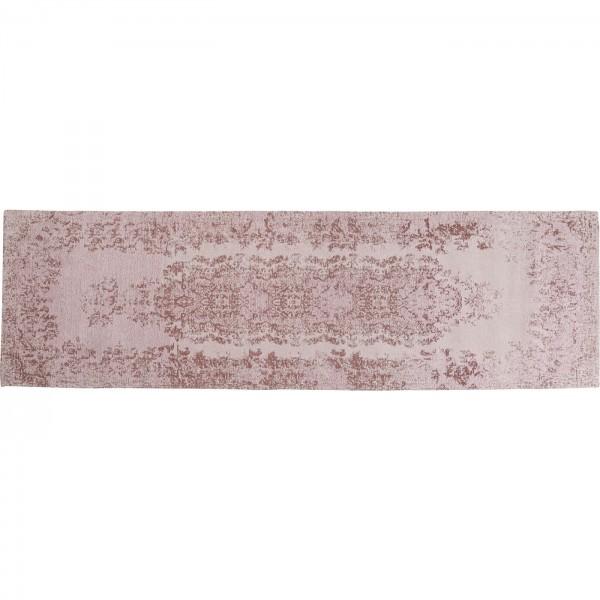 Runner Vintage Pink 80x270cm