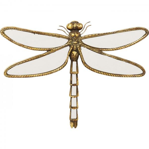 Wandschmuck Dragonfly Mirror 35cm