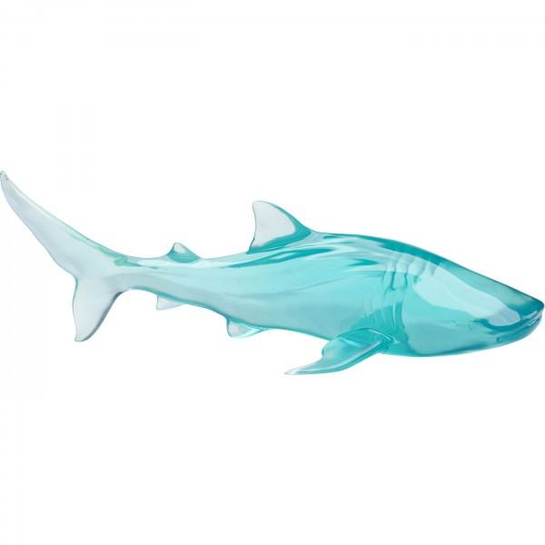 Décoration Objet Visible Whale Bleu