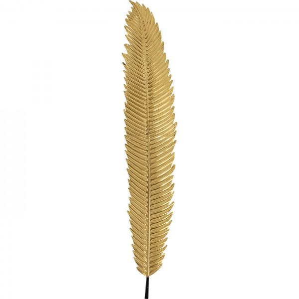 Wandschmuck Leaf Gold 196
