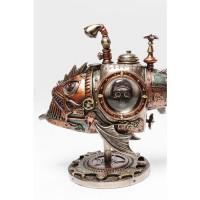 Deko Objekt Steampunk Submarine