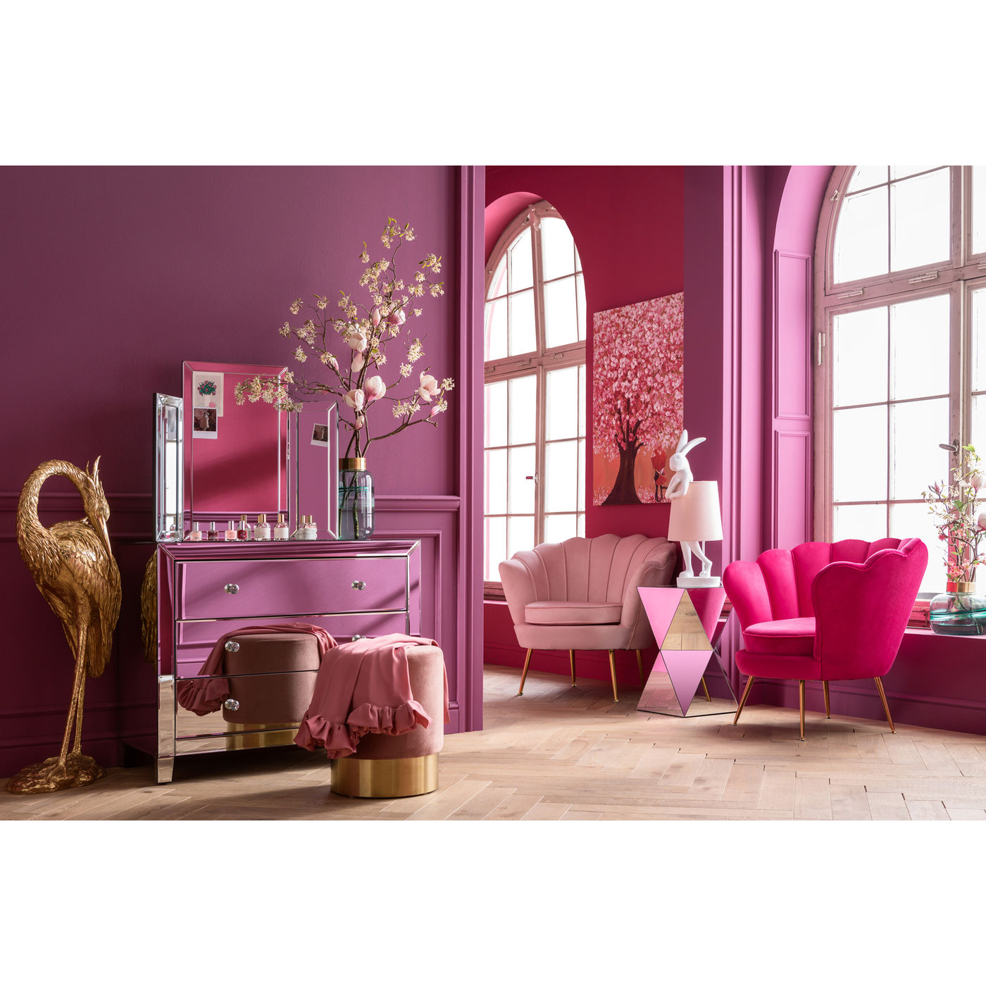 Stil Pink Elegance