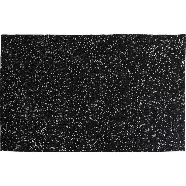 Tapis Glorious Noir 170x240cm