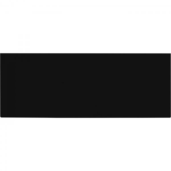 Plate Tavola Black Smart 140x60